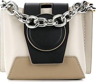 Yuzefi Daria chain strap handbag - Nude