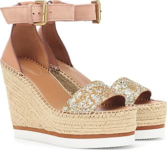 7fed694af89 See By Chloé Glyn Wedge Espadrille sandals