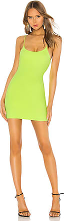 Superdown Marly Bodycon Dress in Green