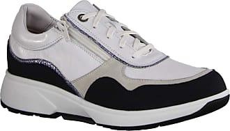 Xsensible Lima Size: 8.5 UK White Navy