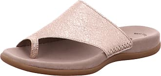 a0770c162 Gabor Lanzarote Comfortable Sandal Mules In Mushroom Mushroom 39