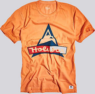HOLUBAR t-shirt sequoia ct10 orange