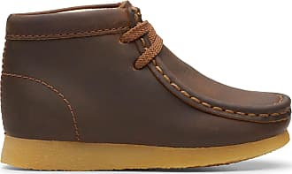 e0cf0c0ae47e1b Clarks Wallabee Boot - Beeswax - Childrens 7.5