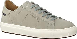 Woolrich Graue Woolrich Sneaker Low Suola Scatola