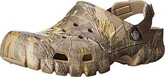 Crocs Unisex Offroad Sport Realtree Xtra Clog, Khaki, Mens 14, Womens 16 Medium
