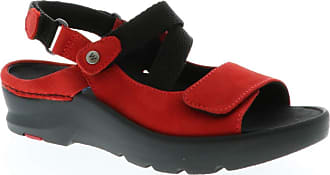 Wolky Womens Lisse Red Size: 4 UK