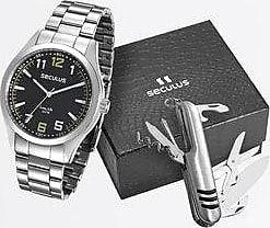 644712f1851 Seculus Kit Relógio Masculino Seculus 28865G0SVNA1K1. Seculus