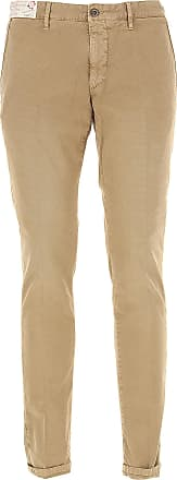 Incotex Pants for Men On Sale, Biscuit, Cotton, 2017, 35 36