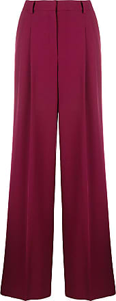 Vivetta wide leg trousers - Red