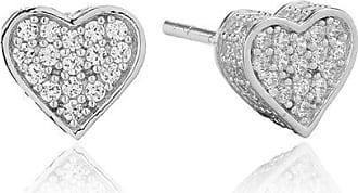 Sif Jakobs Jewellery Earrings Amore with white zirconia