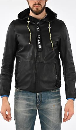 Diesel Leather Bomber size M
