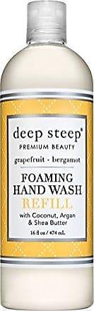 Deep Steep Foaming Hand Wash Refill, Grapefruit Bergamot, 16 Ounce