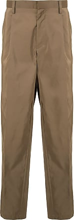 Kolor cropped tailored trousers - Brown