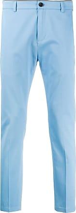 Department 5 Calça chino reta - Azul