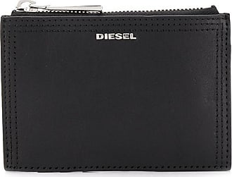 Diesel Carteira com zíper - Preto