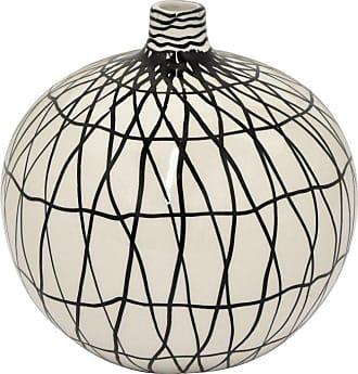 Three Hands 73569 Ceramic 8.25 in. Bud Table Vase - 73569