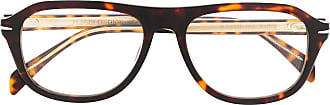 David Beckham Óculos de sol DB 7006/G/CS com lentes encaixáveis - Marrom