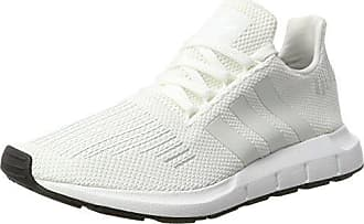 adidas Herren Swift Run Laufschuhe, Weiß (Footwear Crystal White Core  Black), 1fe7bc3e61