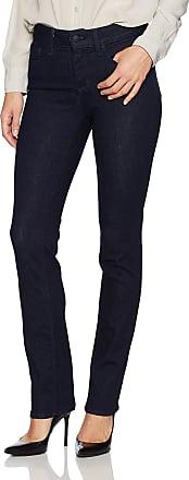 NYDJ Womens MDNM2034 Jeans, Rinse, 12 31