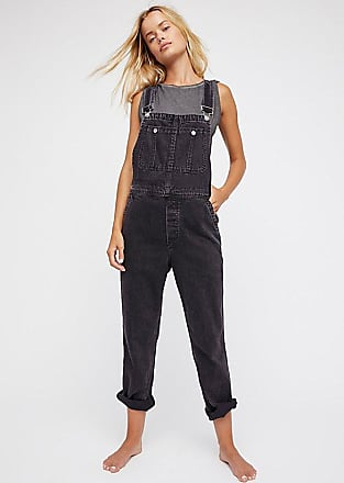 Free People The Boyfriend Overall by Free People Denim