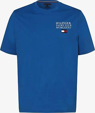 Tommy Hilfiger Herren T-Shirt - Big & Tall blau