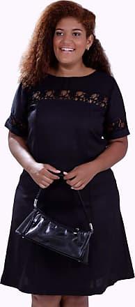 Vickttoria Vick Vestido Judi Linho Plus Size (48)