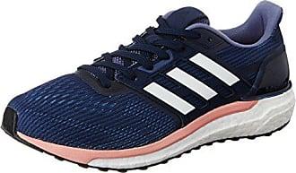 sports shoes db7ee 74fcc adidas Adidas Supernova Glide 9, Chaussures de Running Entrainement Femme,  Gris (Midnight Grey