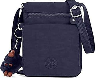Kipling Womens El Dorado Crossbody Bag, True Blue Tonal