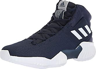 competitive price 3348b c4742 adidas Mens Pro Bounce 2018 Basketball Shoe White Collegiate Navy, 12 M US
