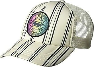 7d5cde750277ad Billabong Womens Heritage Mashup Trucker Hat Black/Whitecap One Size