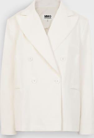 Maison Margiela Double-breasted Denim Jacket