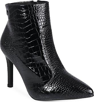 Vizzano Ankle Boots Feminina Vizzano Croco