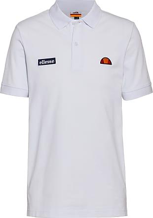 Ellesse Montura Poloshirt Herren in white, Größe XL
