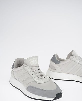 adidas Fabric and Suede Leather I-5923 Sneakers Größe 7