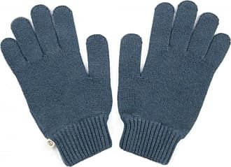 Bleed Knitted Eco Gloves Guanti Unisex | blu
