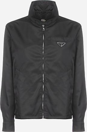 Prada Nylon gabardine jacket - PRADA - woman