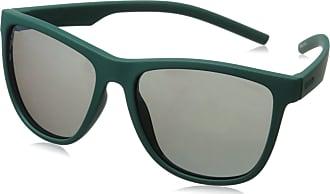 Polaroid Unisexs PLD 6014/S LM VWA Sunglasses, Green/Grey Goldmir Pz, 56