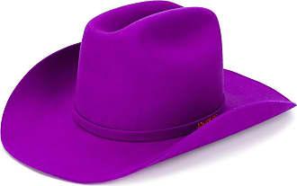 f48e3130639 CALVIN KLEIN 205W39NYC felt cowboy hat - Purple