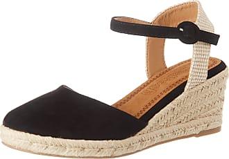 Refresh Womens 69569 Platform Sandals, Black (Negro Negro), 4 UK