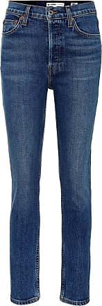 Re/Done Jeans skinny a vita alta