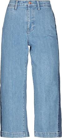 Madewell DENIM - Pantacourts en jean sur YOOX.COM