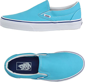 Vans Girls Asher Slip on Turquoise