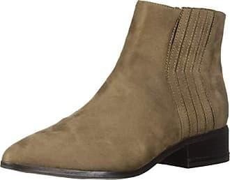 Kensie Womens Faulkner Fashion Boot, Taupe, 10 M US