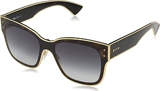 Moschino Womens Sonnenbrille Mos000/S-086-55 Damen Sunglasses, Black (Schwarz), 55