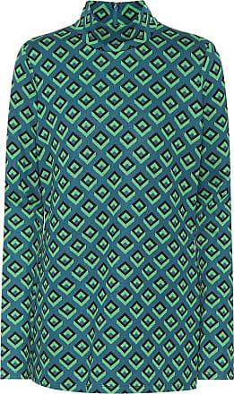 Diane Von Fürstenberg Jacquard knit top