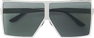 Saint Laurent Eyewear Óculos de sol Betty - Metálico