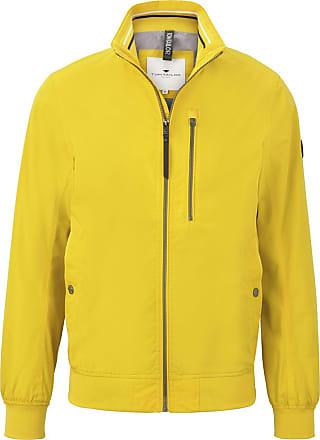 Tom Tailor Blouson-Jacke, Herren, Californian Yellow, Größe: XL