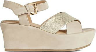 chaussures geox compensées confortables