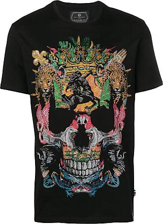 Philipp Plein Jungle T-shirt - Preto