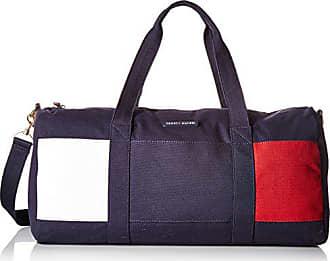 Tommy Hilfiger Bag, Th Flag Canvas Duffle Bag for Women Duffle Bag, Tommy  Navy fff9b3b34b